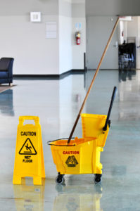 Business Floor Cleaning Services