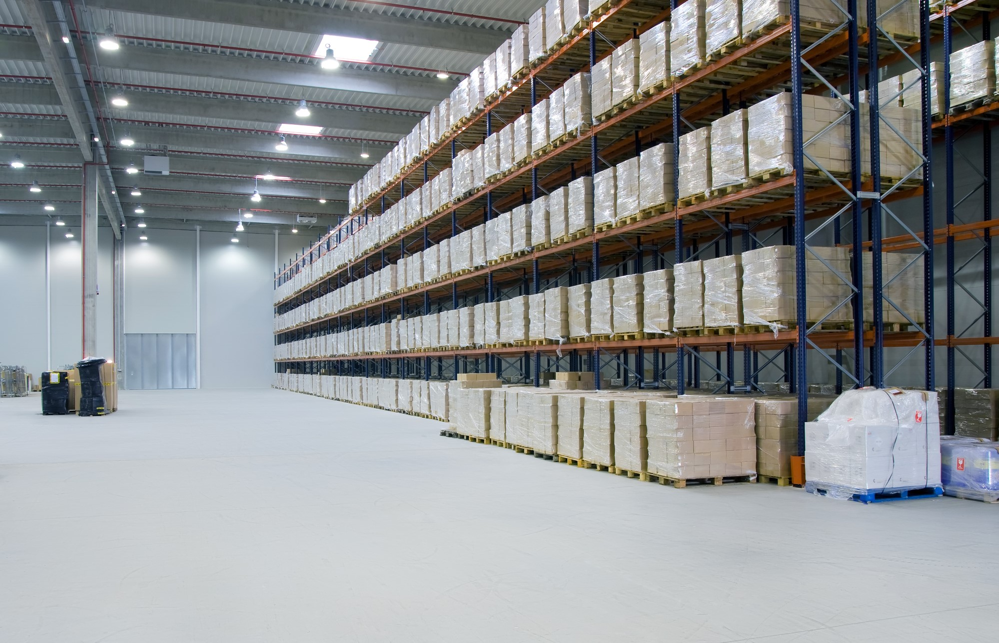 Distribution Center Cleaning Services